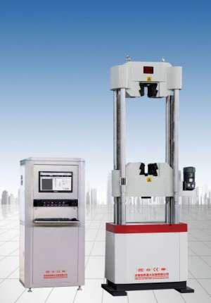 钢绞线液压拉伸试验机