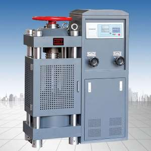 数显式混凝土抗折强度试验机