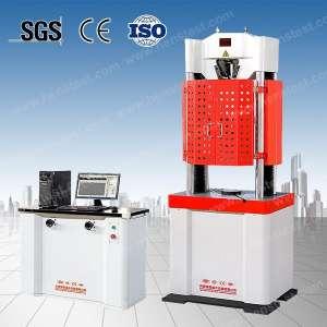 WAW-1000D微机控制电液伺服万能试验机